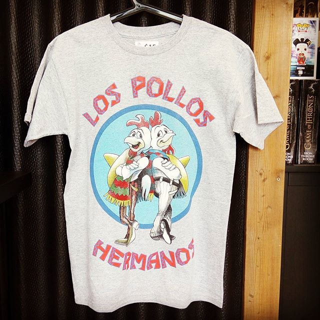 Los Pollos Hermanos T Shirts 10 Breakingbad