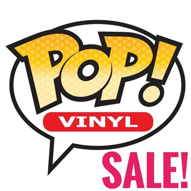 25% off all regular price Funko Pops!#funkopop #sale #popculture #collectibles #blackduckentertainment #BurlON #HamOnt