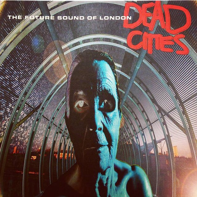 Future Sound of London - Dead Cities. Owned this on CD 20 years ago but couldn't appreciate it's brilliance at the time. Very happy to hear this again. #fsol #vinyl #records #blackduckentertainment #BurlON #HamOnt #recordstore #blackduckflock #leftfield #idm #downtempo #ambient