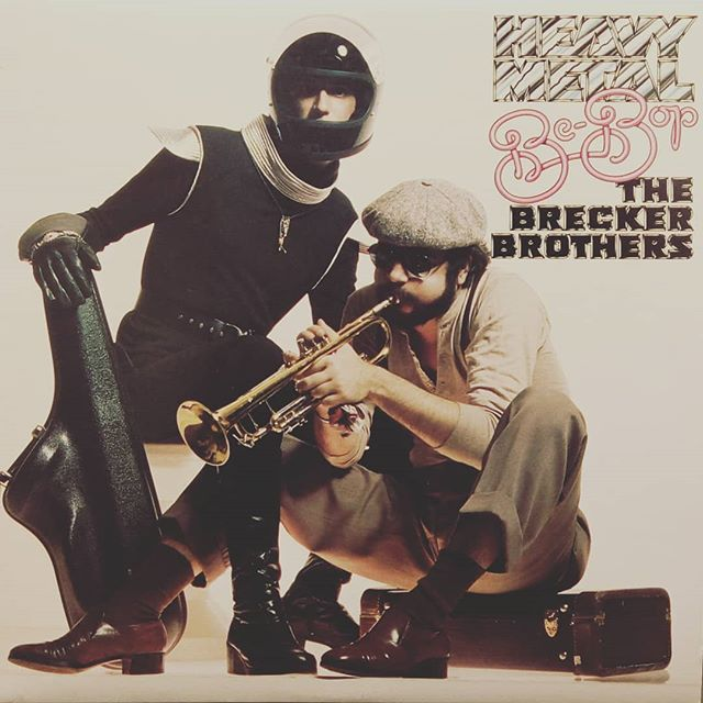 The Brecker Brothers - Heavy Metal Be-Bop. #jazz #vinyl #records #blackduckentertainment #BurlON #HamOnt #recordstore