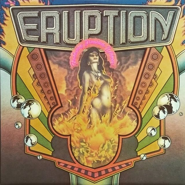 Eruption Featuring Precious Wilson#disco #vinylrecords #blackduckentertainment #BurlON #HamOnt #recordshop #vinylgram