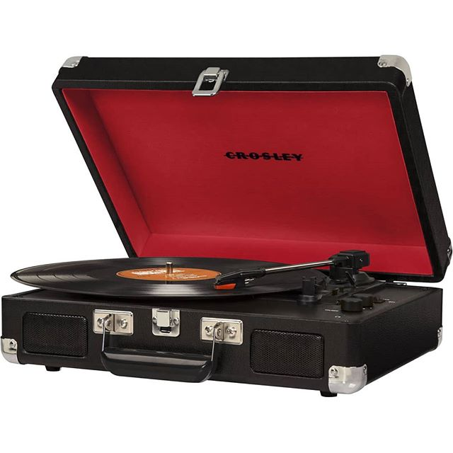 PUBLIC SERVICE ANNOUNCEMENTIf you or a loved one has asked for a record player for Christmas we strongly advise you to not purchase one of these style turntables. They are poorly built and have bad sound quality, the flawed design and poor workmanship can cause excessive wear to your vinyl and they are also notorious for skipping on brand new vinyl. We recommend a good vintage turntable (we usually have a few) or visiting your local hi-fi shop for a decent new turntable.#turntables #blackduckentertainment #BurlON #HamOnt #recordshop