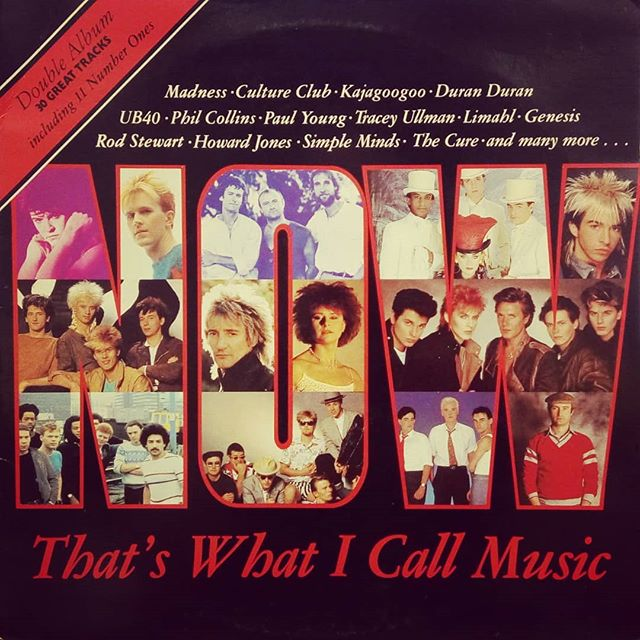 NOW That's What I Call MusicThe one that unfortunately started it all.#popmusic #vinyl #records #blackduckentertainment #BurlOn #HamOnt #recordshop
