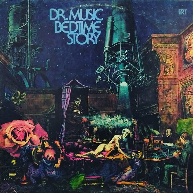 Dr. Music - Bedtime Story#jazz #vinyl #records #blackduckentertainment #BurlON #HamOnt #recordshop